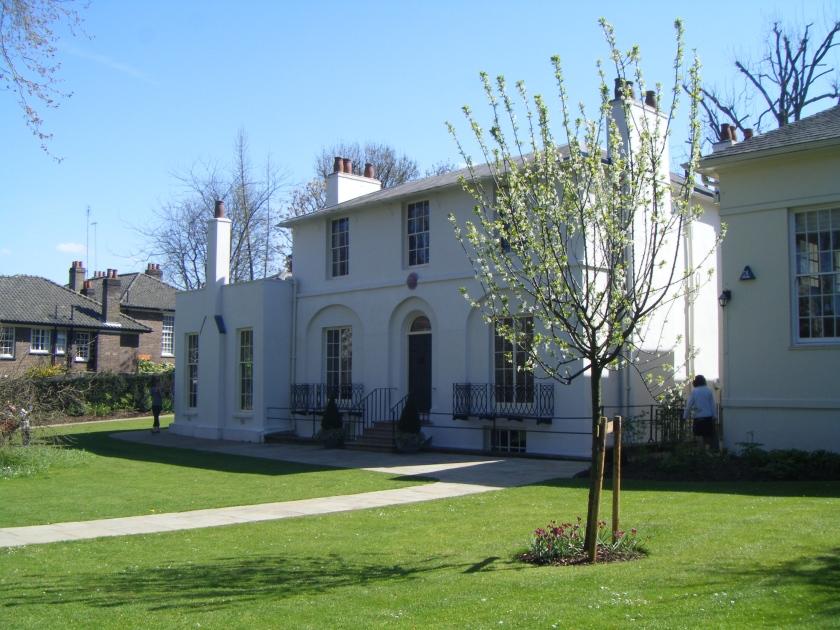 Hampstead - maison de Keats